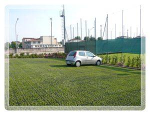 Parcheggio campo da calcio Maddalene Vicenza
